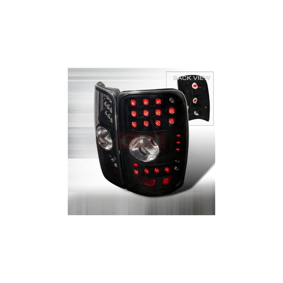 Chevrolet Chevy Denali Tahoe Led Tail Lights /Lamps Performance