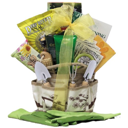 GreatArrivals Gift Baskets Gardening and Gourmet Gift Basket
