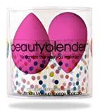 Beautyblender 2, The Ultimate MakeUp Sponge Applicator, 2 sponges.