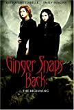 echange, troc Ginger Snaps Back 3: Beginning [Import USA Zone 1]