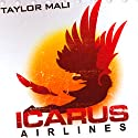 Icarus Airlines (       UNABRIDGED) by Taylor Mali Narrated by Taylor Mali, Emil Brikha
