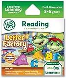 Stupendous LeapFrog LeapPad Explorer Game: Letter Factory --