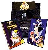 echange, troc Pack exclusif amazon.fr - 2 DVD : Blanche Neige / Dumbo (+ un sac à dos Disney offert dans la limite des stocks disponibles)