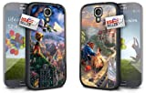 Disney Pinocchio and Beauty and the Beast Hard Case COMBO TWO PACK for Samsung Galaxy S5
