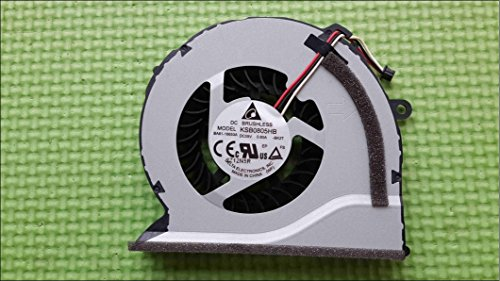 YDLan New CPU Cooling Fan For SAMSUNG NP550 Laptop (3-PIN DC5V 0.60A) KSB0805HB BK2T