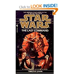 The Last Command (Star Wars: The Thrawn Trilogy, Vol. 3) by Timothy Zahn