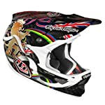 "Troy Lee Designs TLD D3 D-3 Helmet Bicycle / BMX - Peat ""Peaty"" World Champion Carbon Fiber Size Adult XLarge (XL) *LIMITED EDITION* / 0402-0211"