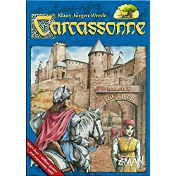 [Best price] Games - Carcassonne Basic Game - toys-games