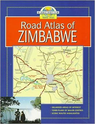 Zimbabwe Travel Atlas
