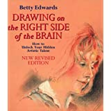 Drawing on the Right Side of the Brainby Betty Edwards