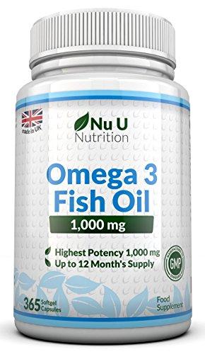 omega-3-huile-de-poisson-1000mg-365-gelules-par-nu-u-nutrition-1-annee-dapprovisionnement-fish-oil