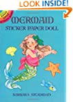 Mermaid Sticker Paper Doll