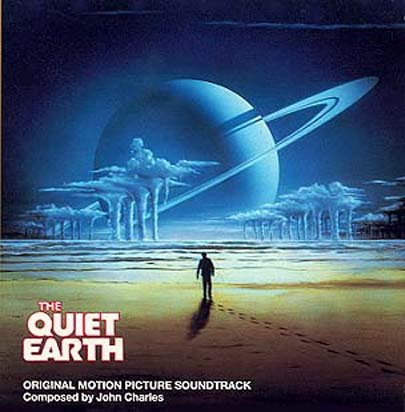 Original album cover of The Quiet Earth / Iris by John Charles