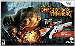 Cabela s Dangerous Hunts 2011 with Top Shot Elite