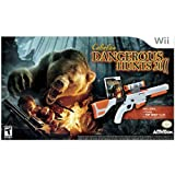 Cabela's Dangerous Hunts 2011 with Top Shot Elite - Nintendo Wii ~ Activision Publishing