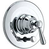 Rohl ARB2400LMAPC Country Bath Verona Kit for Pressure Balance with Metal Lever and Diverter, Polished Chrome