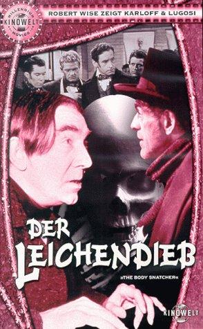 Bodysnatcher - Der Leichendieb [VHS]