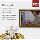 Symphony in F Sharp / Lieder