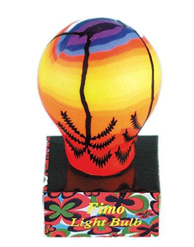 Tropical Themed Hawaiian Luau Party Lightbulb Light Bulb Decoration