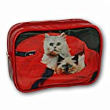 3D Lenticular Roma Purse, 3D Image, Two Cats, TP-309-ROMA
