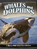 img - for Whales and Dolphins - A Nature's Wild Photo-Fact Collection book / textbook / text book