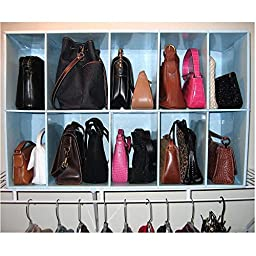 Luxury Living Park-a-Purse Organizer