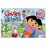 5128EDM69RL. SL160  Chutes And Ladders Dora The Explorer Edition