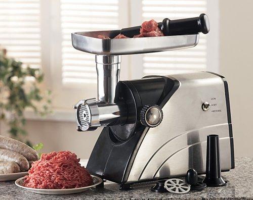 Elite 500W Stainless Steel Food Grinder - Buy Elite 500W Stainless Steel Food Grinder - Purchase Elite 500W Stainless Steel Food Grinder (ELITE BRANDS, Home & Garden, Categories, Kitchen & Dining, Cook's Tools & Gadgets)