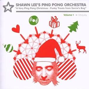 A Very Ping Pong Christmas: Funky Treats from Santa's Bag