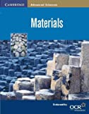 Materials (Cambridge Advanced Sciences) (0521797489) by Taylor, Janet