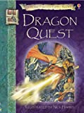 Dragon Quest (Usborne Fantasy Adventure) (0746070128) by Dixon, Andrew