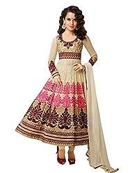 Khazana Women's Unstitched Dress Material (khazana-kag-fresh-10002_Multi_Free Size)