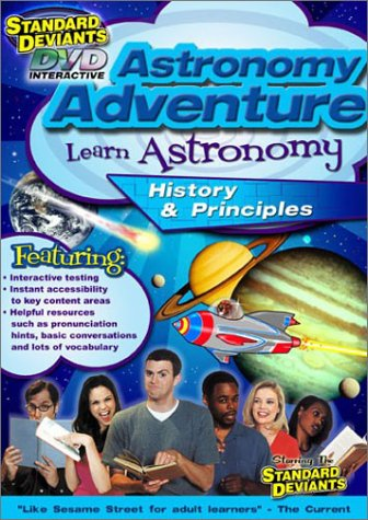 The Standard Deviants - Astronomy Adventure (Learn Astronomy History and Principles)