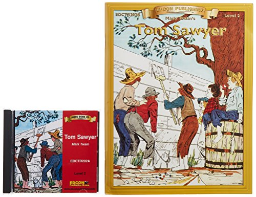 tom-sawyer-read-along-bring-the-classics-to-life-book-cd-level-2-with-cd