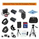 Advanced Prime Time Acessory Package For The Sony