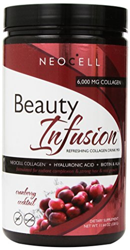 NeoCell Beauty Infusion Cranberry Cocktail — 11.64 oz (330 G)