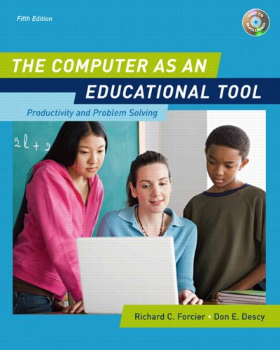 The Computer as an Educational Tool: Productivity and...
