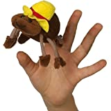 The Puppet Company - Finger Puppets - Incy Wincy Spider