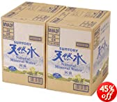 サントリー 天然水(阿蘇) (2L×6本)×2箱