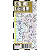 Streetwise Amsterdam Map - Laminated City Center Street Map of Amsterdam, Netherlands