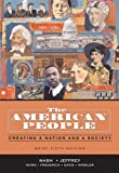 img - for The American People, Brief Edition: Creating a Nation and a Society, Single Volume Edition (5th Edition) (Myhistorylab (Access Codes)) book / textbook / text book