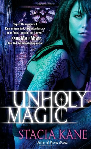 Image of Unholy Magic (Downside Ghosts)