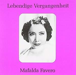 Mafalda Favero - Lebendige Vergangenheit - Amazon.com Music