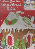 Christmas children's craft box, Make your own gingerbread house
