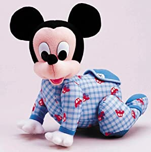 Therapy Touch'N Crawl Mickey Minnie