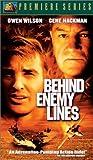 Behind Enemy Lines / Premiere Series [VHS]