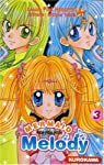 Mermaid Melody, tome 3
