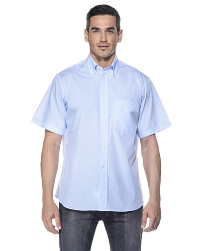 Camicissima Camicia Regular Fit Botton Down [Celeste]