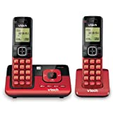 VTECH 2 Handset Cordless Answering System with Caller ID/Call Waiting