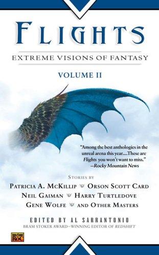 Flights : Extreme Visions of Fantasy, AL SARRANTONIO